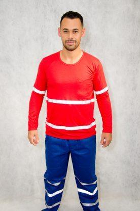 Camisa de Malha Operacional